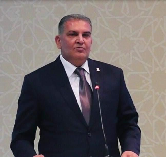 """Saleh Səmədov:""""Ümummilli liderimizin TARİXİ fəaliyyəti Azərbaycanın gələcəyinə hesablanmış fəaliyyətdir""""."""