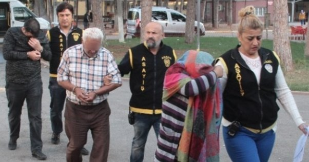 14 yaşlı qızla atasının yaratdığı dəstənin şok cinayətlər - VİDEO