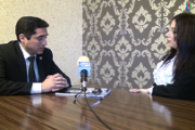 Diaspora sədri: Azərbaycanla əlaqələrimiz sıxdır - MÜSAHİBƏ (Video)