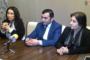 Diaspora sədri ilə MİLLİXƏBƏR.TV-nin rəhbərliyi görüş keçirib (Video)