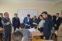 """Kooperasiya Universitetində təşkil olunmuş """"Açıq qapı"""" günündə KİV və QHT nümayəndələri iştirak edib-fotolar"""
