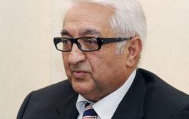 Akademik Arif Paşayevin 83 yaşı tamam oldu