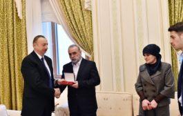 Prezident Çingiz Qurbanovun ailəsinə ev verdi